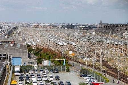 JR西日本 博多総合車両所