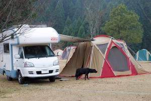 雨の日&冬キャンプバージョン