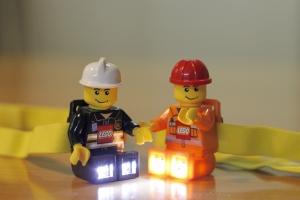 レゴ ヘッドランプ
